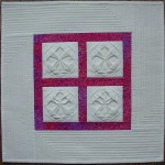 folded patchwork