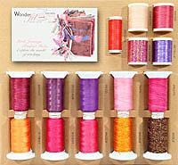 Inspirations packs in 10 verschillende kleurstellingen